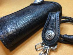 リザード財布